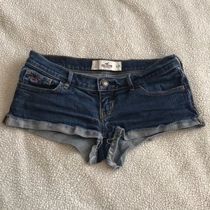 Hollister Low Rise Short